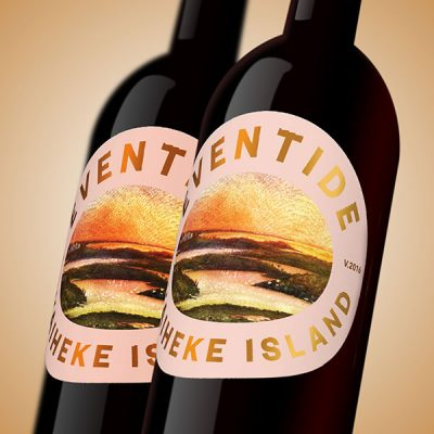 Eventide Syrah Wine