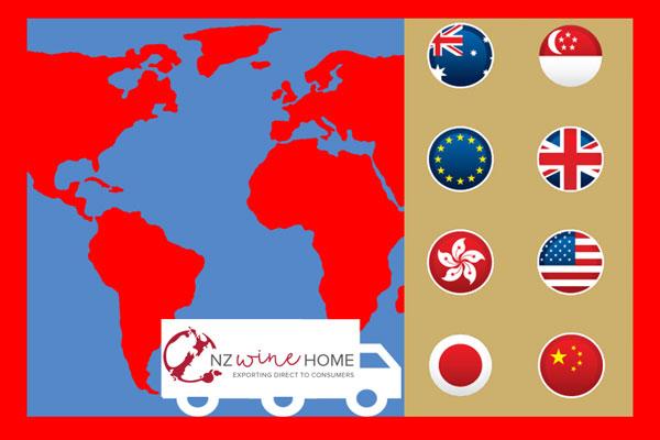 International Shipping from NZ